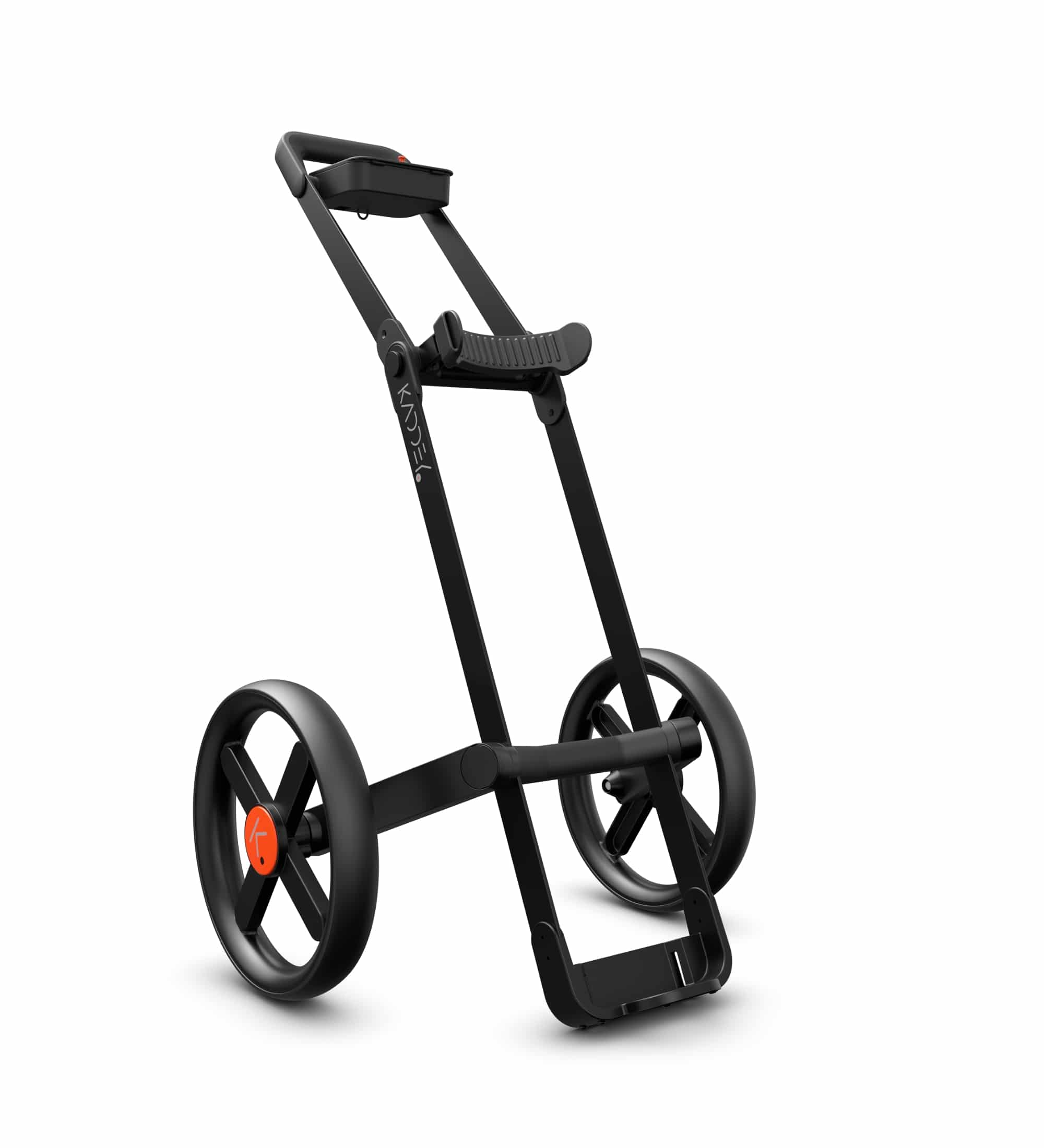 Kaddey Switch - Push pull trolley - Orange - Flip