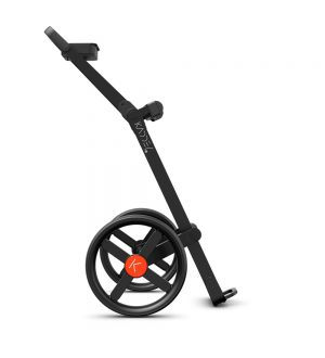 Kaddey Switch - Push pull trolley - Orange